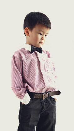 little-man bow-tie!