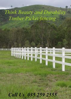 Think Fencing based on Farm fencing Service Providers in Victoria and surround the area. Every Fencing Beauty and Durability.