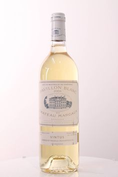 Pavillon Blanc – Chateau Margaux (Sauvignon Blanc)