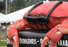 Astoria - Warrenton Crab, Seafood, & Wine Festival in Astoria Oregon