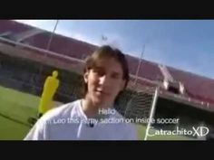 Lionel Messi Teaching You His Dribbling Skills - English Subtitles  [MOVES - SIMPLE]