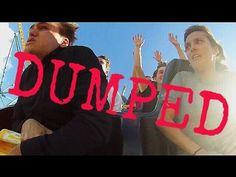 Video awek tergamam dan terdiam apabila teman lelaki lafaz kata putus atas roller coaster