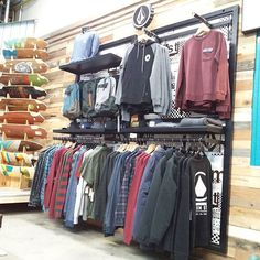 New Volcom stuff is looking good! Come and check it out at #sickboardshop in Den Haag. #denhaag #skateshop #boardshop #clothing #volcom #newcollection #volcom #skateboarding