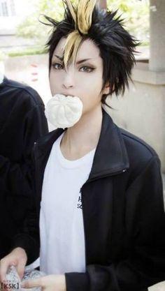 Nishinoya Yuu cosplay. Who's the cosplayer??? It'a freaking amazing