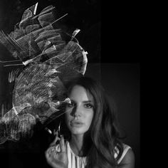 Le projet des Invisibles est la rencontre de deux écritures.L'une est photographique, l'autre dessinée. A l'origine de ce lien entre l'image et le dessin ? La volonté d'illustrer certaines photographies de Julien Mignot, prises sur la Croisette, des portraits noir et blanc de personnalités saisies dans leur intimité profonde quoique vêtus.