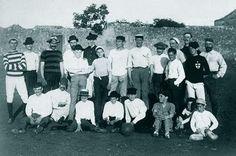 CASCAIS 1888 PRIMEIRO JOGO DE FUTEBOL EM PORTUGAL