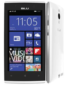 BLU Win JR LTE with Windows Phone 8.1 launched in India at Rs. 5999