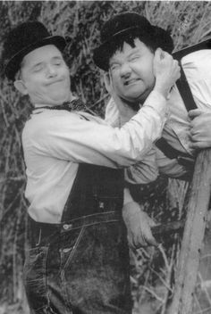 Stan and Ollie - Busy Bodies