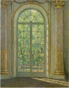 Henri Le Sidaner  Be transparent with those you love