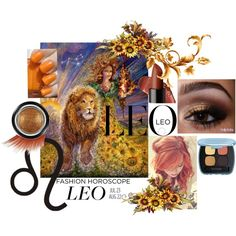 Leo the lion by alleygrl on Polyvore