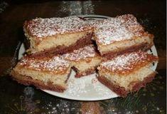 Zobrazit detail - Recept - Dvojbarevný jablečný koláč