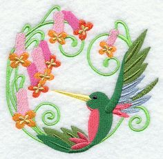 Machine Embroidery Designs at Embroidery Library! - Color Change - H2369
