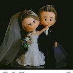"""775 Likes, 10 Comments - Topo de bolo (@karolleitaonoivinhos) on Instagram: """"Uma Gatinha """""""