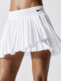 Women Skirt Summer Dresses Party Wear Gown African Print Dresses 2017 New Stylish Dress Leopard Skirt Midi Tennis Outfits, Tennis Wear, Tennis Clothes, Golf Outfit, Nike Tennis Dress, Nike Clothes, White Tennis Skirt, Tennis Skirts, Pleated Tennis Skirt