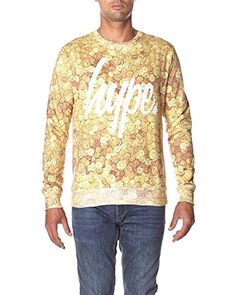 Hype Coins Sweatshirt - MULTI Gold Hype Clothing, Coins, Sweatshirts, Gold, Shopping, Clothes, Outfits, Clothing, Rooms