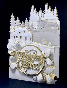 Cardmaking, <i>прикольная</i> Scrapbooking, and beautiful Paper Craft projects designed by America Kuhn.