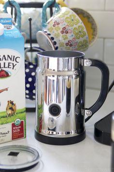 Nespresso Aeroccino Plus - Milk Frother