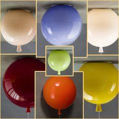Memory Balloon Colours