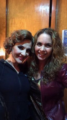 Lucero & Chantal Andere.