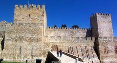 Castelo de São Jorge 1 - O Leme - Imagens de Lisboa