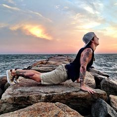 Yoga Trevor-Style