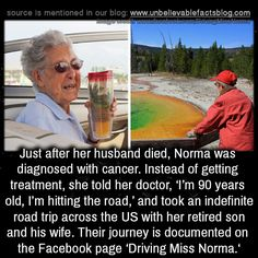 Just after her husband died, Norma was diagnosed with cancer. Instead of getting…