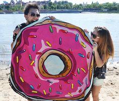 Ręcznik plażowy Donut.