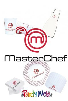 MASTERCHEF supplies on PartyWeb