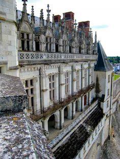 71 Ideeën Over Amboise Kastelen Gebouwen Frankrijk