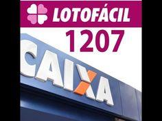 Resultado Da Lotofacil LOTOFÁCIL 1207; CONFIRA O RESULTADO DA LOTOFÁCIL ...