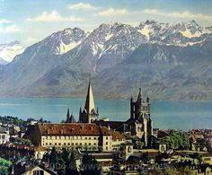"Lausanne, Switzerland. Home of the FEI and featured prominently in Jon Steele's wonderful novel, ""The Watchers"""