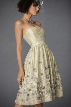 BHLDN Metropolis Wedding Dress 86% off retail