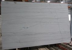Luce de Luna or White Macaubas Quartzite Slab - mediterranean - kitchen countertops - philadelphia - Stone Park USA Inc