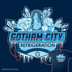 Gotham City Refrigeration