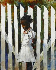 Stephen Scott Young - Red Stripes