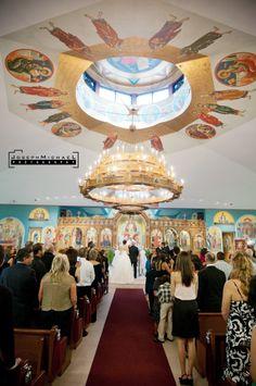 Orthodox Greek Toronto Wedding Photos, ceremony photos.