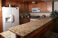 Granite kitchen countertops are widely preferred as this maximizes the functionalityas well as the look. See more at - http://academymarble.blogspot.com/2014/10/add-kitchen-countertops-and-bring.html
