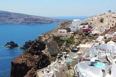 Goodmorning!!!!!! Let the summer begin!!!!! Oia - Fira - Imerovigli - Santorini, Greece (30) by wtoddnelson on Flickr.