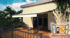 Tende da Sole a Bracci su Barra Quadra modello Opera Torino, Opera, Outdoor Decor, Home Decor, Decoration Home, Opera House, Room Decor, Home Interior Design, Home Decoration