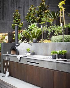 "482 Likes, 17 Comments - Eco Outdoor (@ecooutdoor) on Instagram: ""Looking to install an outdoor kitchen? Take a look at our Learning Library for tips on designing a…"""