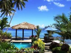 Fiji...dream exotic vacation spot