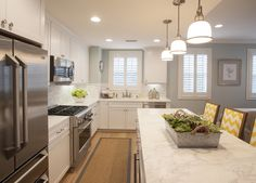 coastal kitchen | AGK Design Studio
