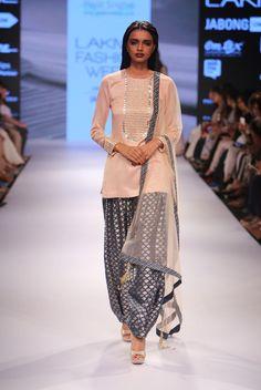 9bfb66d635 Payal Singhal Indian Wear Collection : PS-FW360 : Sachi Kurta Set Indian  Salwar Kameez
