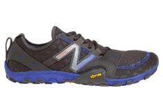 Minimus 10v2 Trail, Grey with Blue