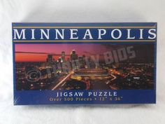 Minneapolis-Minnesota-MN-Jigsaw-Puzzle-500-Pcs-Great-American-Puzzle-Factory