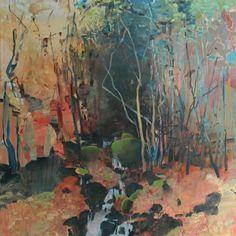 Randall David Tipton, oil on canvas