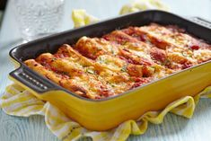 Three Meat Cannelloni Bake Cheesy Enchiladas, Chicken Enchiladas, Gratin Dish, Bechamel Sauce, Mexican Food Recipes, Ethnic Recipes, Fresh Pasta, How To Cook Pasta, Spice Things Up