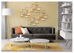 Copy Cat Chic: Design Within Reach Rubik Round Coffee Table