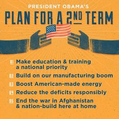The President's plan to move our country forward: