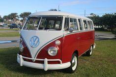 1967 Volkswagen Bus Type 2 - 13 Window , VW Bus, Excellent Conditon for Sale. #VolkswagenBus #Vanagon